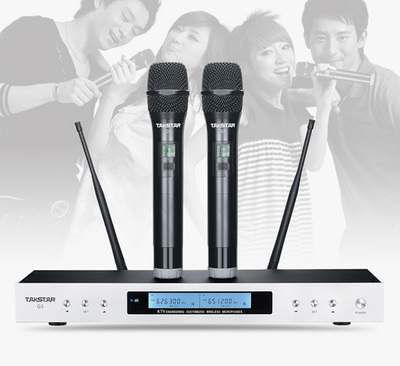 G3 UHF Professional wireless microphone