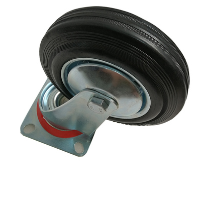 "3/4""/5""/6"" Rubber moving caster"
