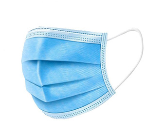 3 Ply Disposable Earloop Nonwoven Carbon Filter Medical Surgical Face Mask