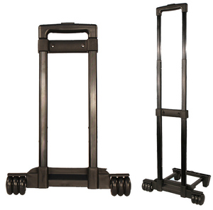 100kg load heavy duty aluminum trolley handle