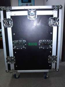 Audio equipment flight case