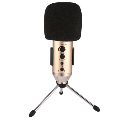 Mobile phone USB recording microphone
