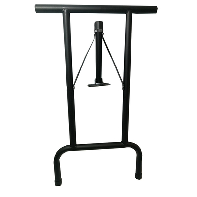 400 x 500 mm  side support rack -black iron
