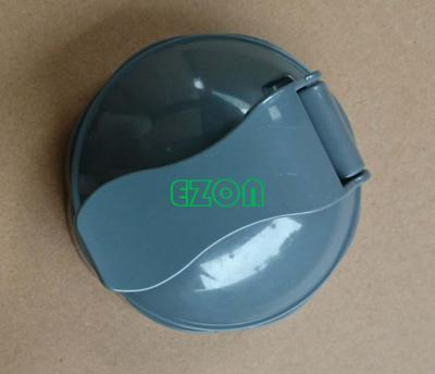 Blender spare parts cup flip top lids