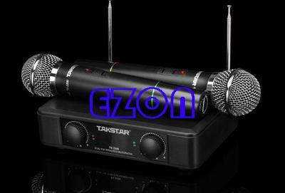 high quality VHF wireless microphone for karaoke vhf wireless microphone TS-2200