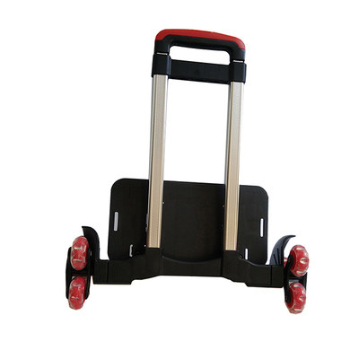 Student 6 wheel stair climbing + Fold luggage cart